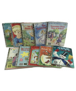 Vintage Little Golden Books Lot of 10 Pre-owned & Acceptable -o - $22.00