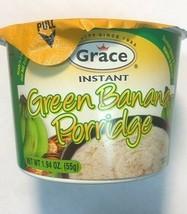 12 Grace Instant Green Banana porridge - 55 g  Each - $27.72
