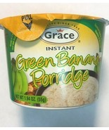 12 Grace Instant Green Banana porridge - 55 g  Each - $27.72