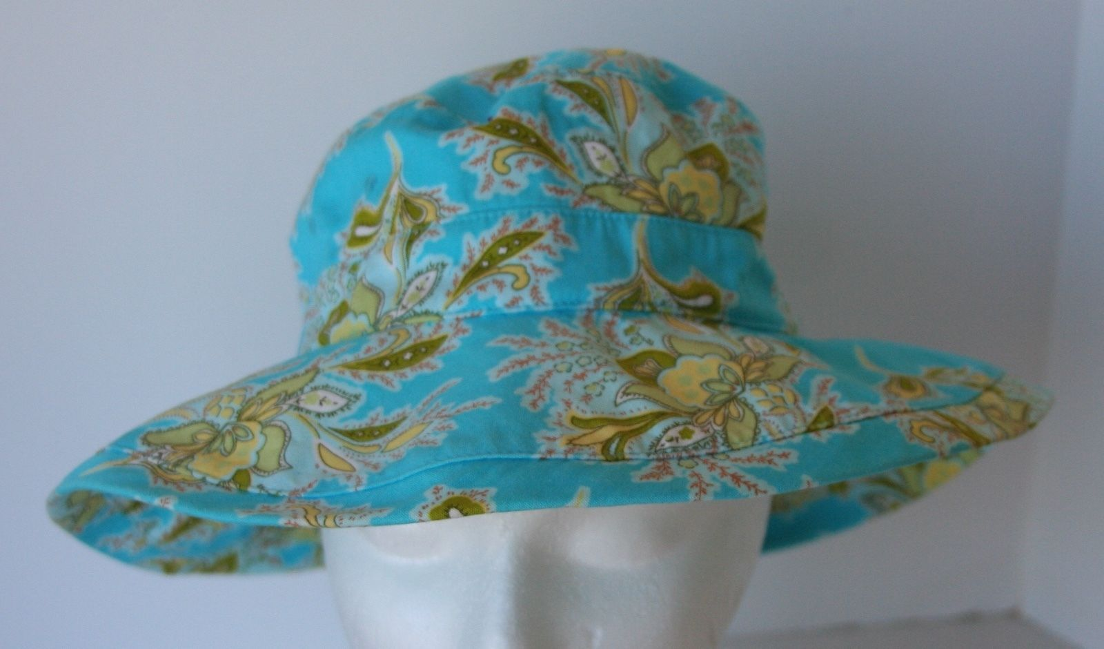 35d6a9efc3f66 baby GAP Turquoise Sun Hat Olive Green and 50 similar items