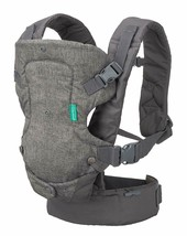 Infantino Baby Carrier Advanced Flip 4 in 1 Convertible Forward Backward... - $11.99