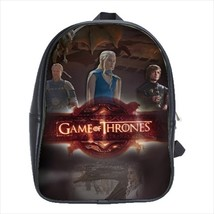 backpack school bag game thrones targaryen jon snow cult stark lannister... - $42.00