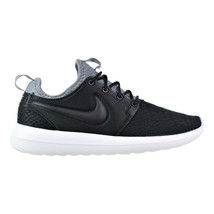 Nike Roshe Two SE Women's Shoes Black-Black-Cool Grey-White 881188-001 - $94.95