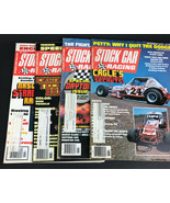 1979 Stock Car Racing Magazines Lot of 4 Issues - $17.41