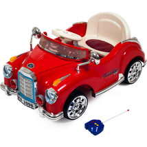 Red Riding Toys For Girls Boys Toddler Battery Powered Remote Control MP... - $124.04