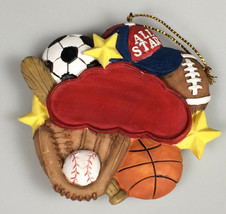sports magnet ornament combo ports birthday party favor you personalize - €12,17 EUR