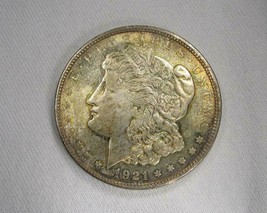 1921-P Silver Morgan Dollar GEM UNC Coin SAM37 - $106.36