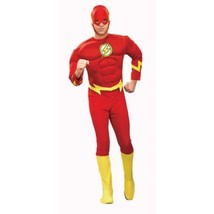 Adult Muscle Chest Flash Costume  - $51.08