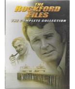 The Rockford Files the Complete Collection on DVD Brand New - $56.95