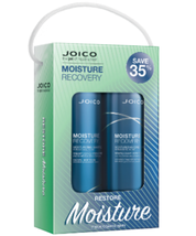 Joico Moisture Recovery Shampoo, Conditioner Liter Duo - $38.00