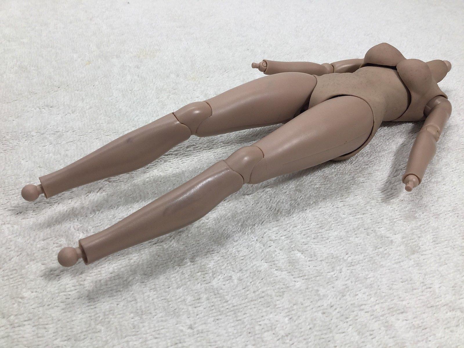 Iron Man 2 Black Widow Body MMS 124 1/6th Scale Accessory - Hot Toys