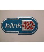 "Blink 182 Embroidered Patch~Alternative Rock Punk~3 1/8"" x 1 1/2""~FREE U... - $4.95"