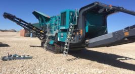 2016 POWERSCREEN TRAKPACTOR 500 For Sale In Georgetown, Texas 78746 image 1