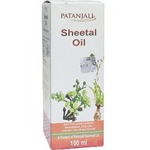100% Natural | Patanjali Sheetal Oil, 100 ml | ayurvedic | baba ramdev - $17.80
