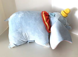 Disney Parks Dumbo the Baby Elephant Smooth Plush Pillow NEW - $49.90