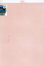 "Darice Plastic Canvas 7 Count 10""X13""-Pink - $23.53"