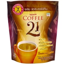 Naturegift Coffee 21 With L-Carnitine Vitamins Weight Loss Formula 10 Sa... - $14.99