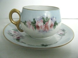 Bone China Tea Cup & Saucer Made In Germany - $14.80