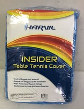 Heavy Duty Indoor Table Tennis Table Cover with Elastic Hems - $22.91