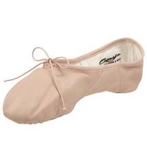 Capezio Womens Size 5 Juliet Ballet Shoe Leather Rose Quartz New - $29.69
