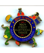 Main Street Electrical Parade Authentic  Disney pin no backer card - $43.99
