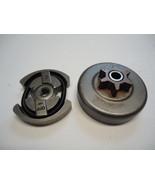 OEM Poulan P3314 P3516 P3816 P3818 Chainsaw Sprocket 530057905 Clutch 530057907 - $20.56