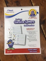 Mead Writing Fundamentals Cursive Letters 2nd G... - $11.29