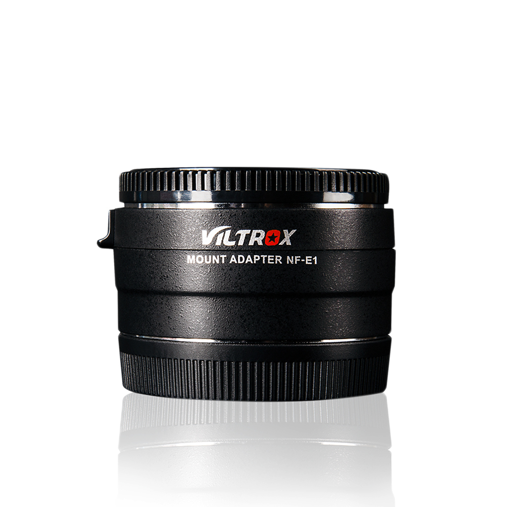 Viltrox NF-E1 Auto Focus Lens Mount Adapter For Nikon F lens to Sony E mount DSL
