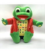 Leapfrog Little Leap Read & Sing Interactive Learning Frog WORKS ABCs le... - $29.65
