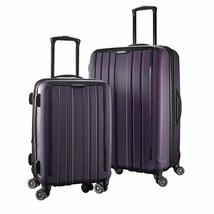 "Samsonite 2 Piece ExoFrame Polycarbonate Spinner Suitcase Set 20"" 28"" Pu... - $140.00"