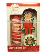 LOTTA LU* 3pc Scented Bath THE ELF ON THE SHELF Gift Set BODY WASH+FIZZ+... - $8.90