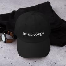 nunc coepi hat / nunc coepi Dad hat image 2
