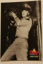 Elvis Presley The Elvis Collection Trading Card Army Days #40 - $1.67