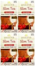 Hyleys 100% Natural Slim Green Tea Goji Berry 25 Teabags (4 PACK) - $19.99
