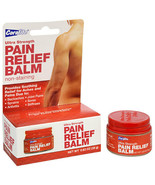 3 Pain Relief Balm Ultra Strength Non Backache Sprains Arthritis Joint Pain - $6.72