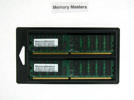4GB (2x2GB) Memory Gateway Server E-9415R E-9510T 9715 2RX4