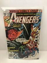 AVENGERS #165 1977 COUNT NEFARIA COVER & APPEARANCE JOHN BYRNE ART A22 - $9.95