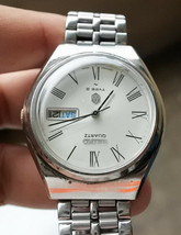 Vintage 1970 Sei ko Type II 4623 8010 Roman Numeric Watch Original Brace... - $69.29