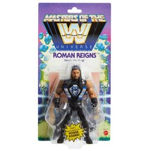 NEW SEALED 2020 Masters of the Universe WWE Roman Reigns Action Figure - $29.69