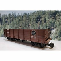G scale Bachmann Colorado & Southern 4404 Gondola - $28.01