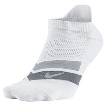 Men's Nike Performance Cushion 1 PAIR  No-Show Running Sock  SIZE M NEW - $11.99