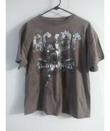 Vintage AC/DC Iron Man 2 SHOOT TO THRILL T Shirt Men's SZ L Graphic Tee ... - $17.81