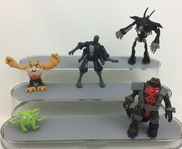 Teenage Mutant Ninja Turtles Figure Villains Bad Guy 5pc Lot Playmates T... - $17.77