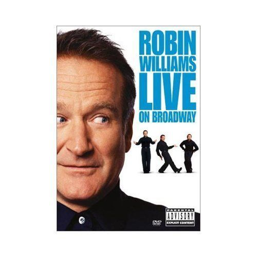 Robin Williams: Live On Broadway [DVD USED VG] Comedy