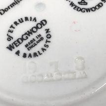 Wedgwood Ethel Walker School Ashtray Change Dish Beaver Brook Dormitory Simsbury image 8