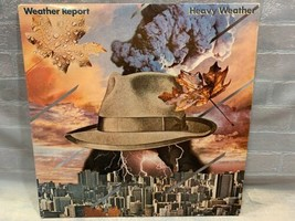 Weather Report Heavy Temps LP Record Album Vinyle - $5.17