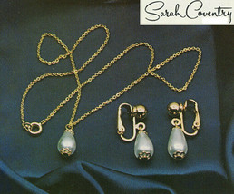 Vintage Sarah Coventry  Jewelry - #8726  One & Only Set - $18.02