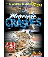 The Worlds Most Insane Motorcycle Crashes (DVD, 2006) Free USA Shipping - $3.75
