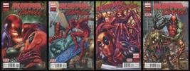 Deadpool vs Carnage Comic Full Set 1-2-3-4 Lot Marvel Spider-Man Venom S... - $89.00