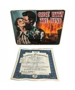The Romance Gone with the Wind Plate Movie of the Century 1997 Bradford ... - $24.75
